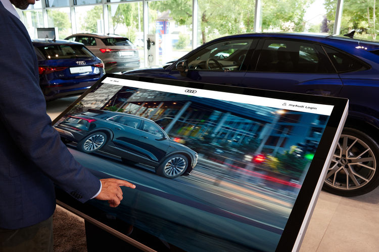 myAudi and the digital ecosystem around the car