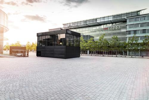 Audi Media Days #FutureReady