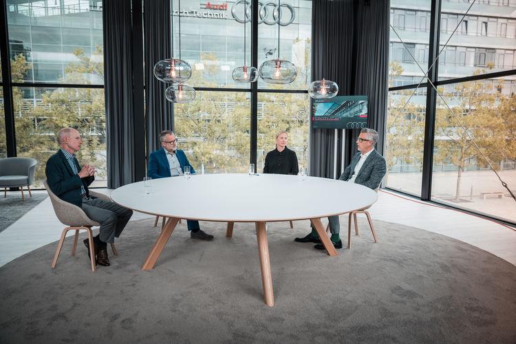 Audi Media Days #FutureReady Spotlight Corporate & Business