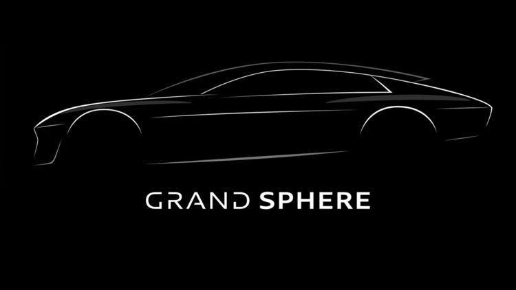 Save the Date: die Online-Weltpremiere des  Audi grandsphere concept