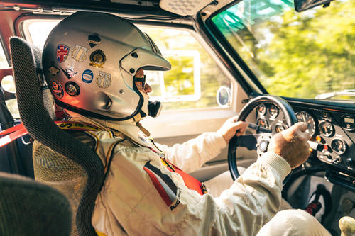"""Rally world champion Stig Blomqvist: """"The RS e-tron GT gives off a quattro feeling through and through"""""""