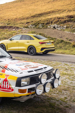 Powerhouses: five-cylinder engines at Audi