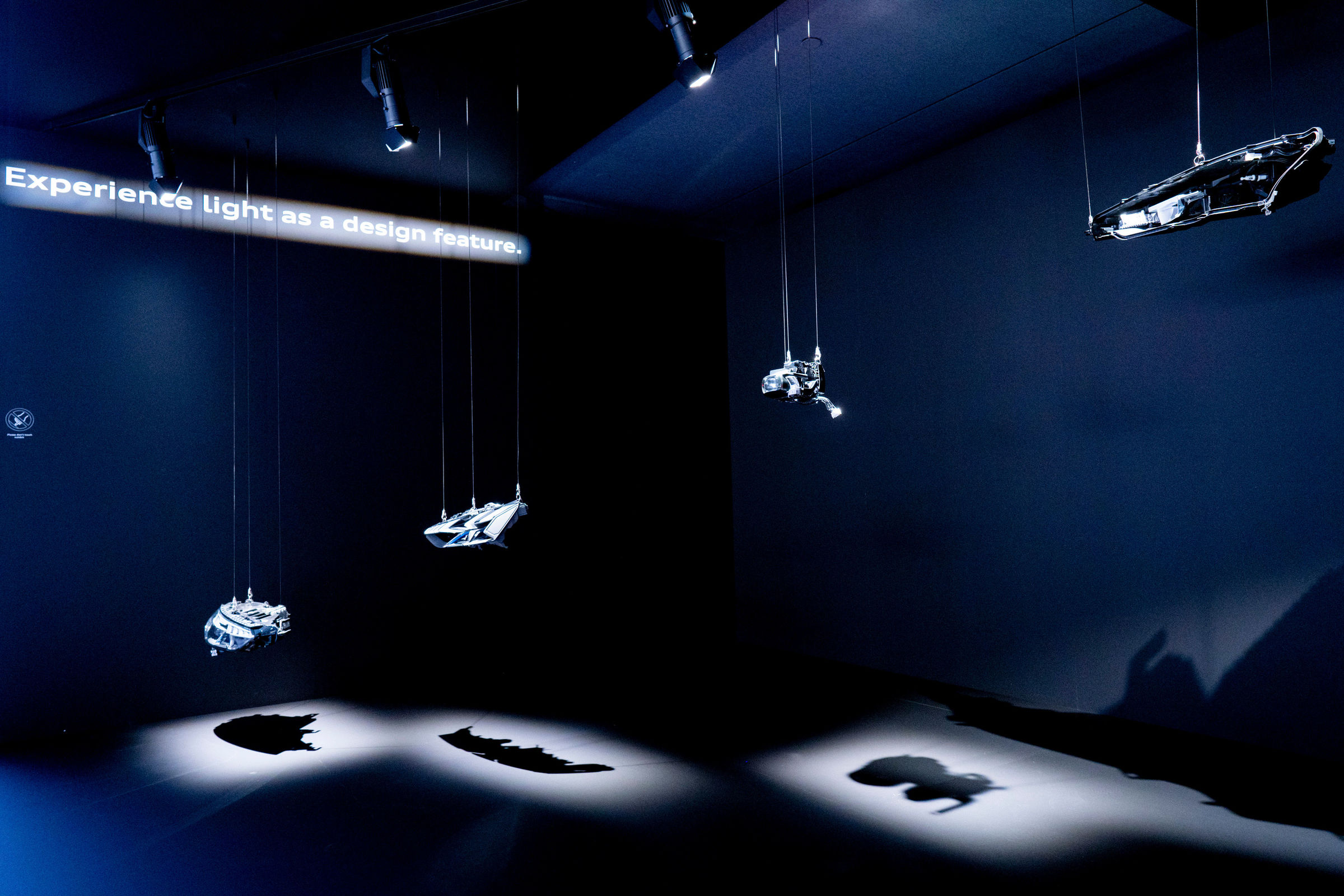 Audi opens a brand exhibition at DRIVE. Volkswagen Group Forum - Image 4