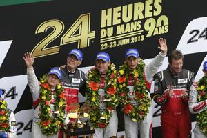 e-tron quattro wins again at Le Mans