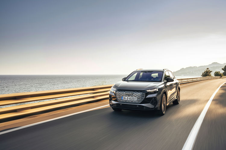 The legendary quattro: setting the pace in e-mobility as well