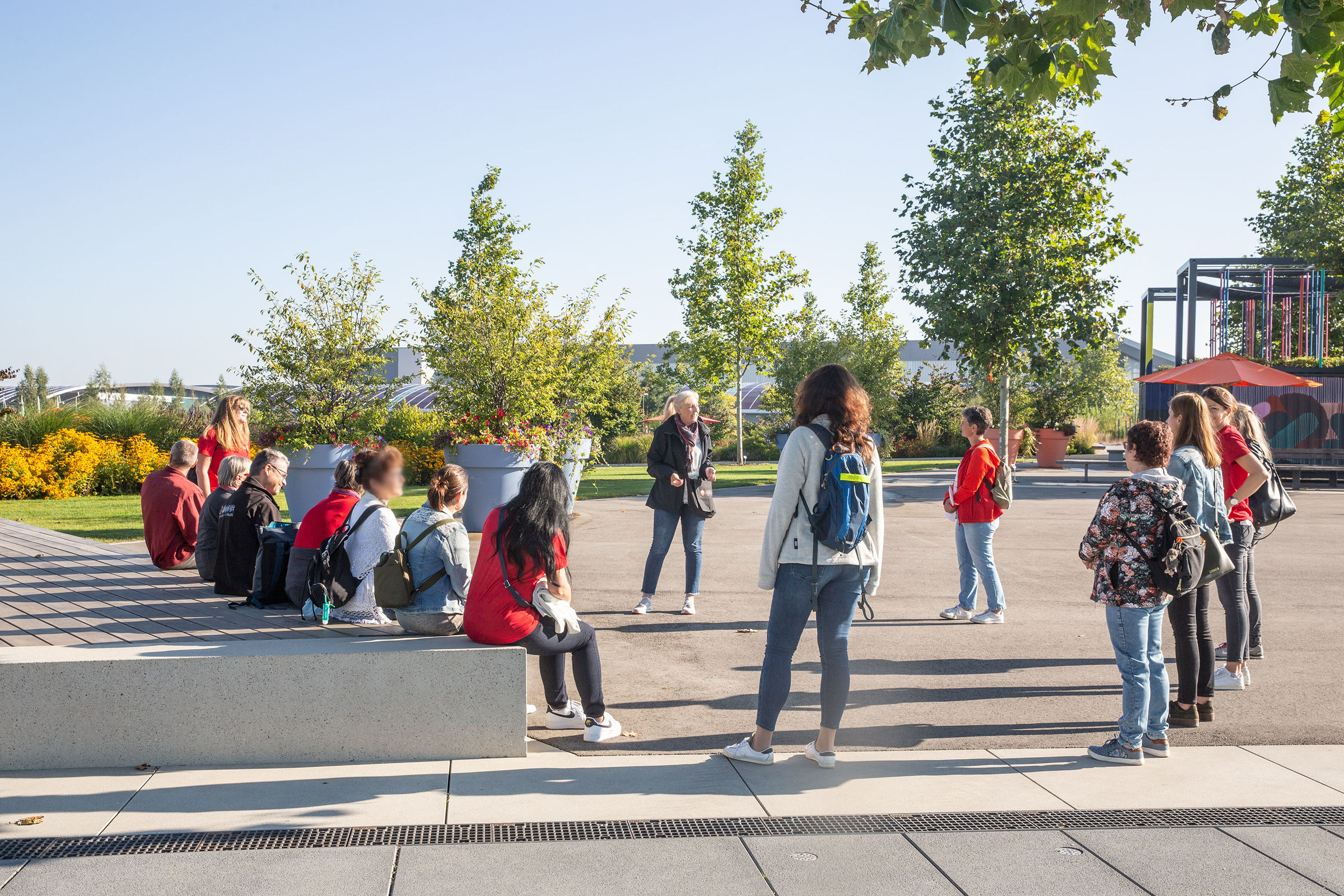 Audi Volunteer Day 2021, digital and analog: employees help in Ingolstadt and Neckarsulm - Image 6