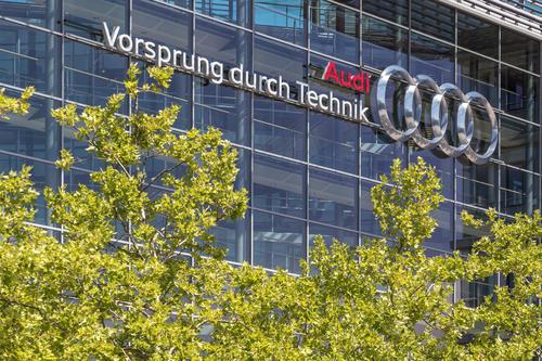 Green Market am Audi Forum Ingolstadt