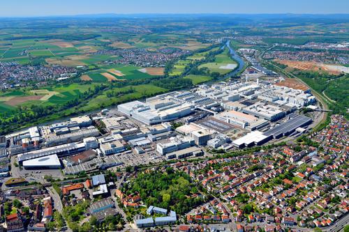 Audi-Standort Neckarsulm baut für die Zukunft