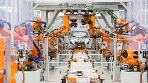 Zukunft ist Einstellungssache: Audi México feiert den fünften Geburtstag seines Werks in San José Chiapa und möchte noch höher hinaus