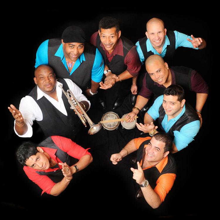 """Das Jazzensemble """"Sonoc de Las Tunas"""" spielt am 27. Juni auf der Audi Piazzetta."""