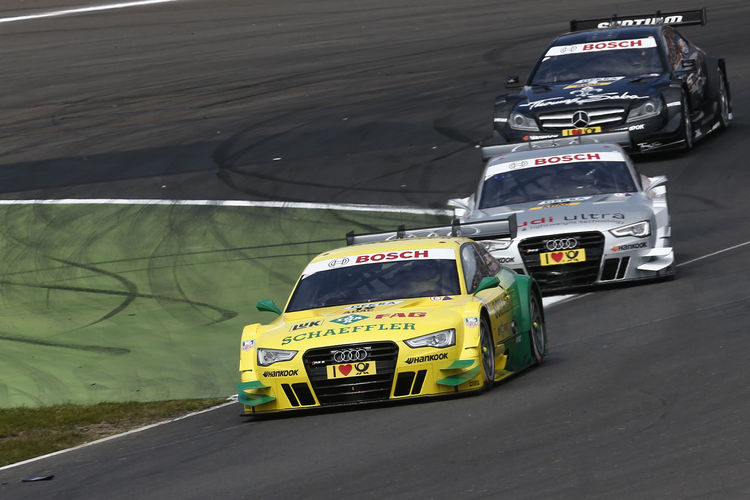 Quotes after the race at the Lausitzring