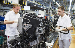 Audi A3 production in Ingolstadt