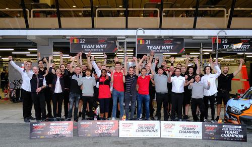 GT World Challenge Europe 2021