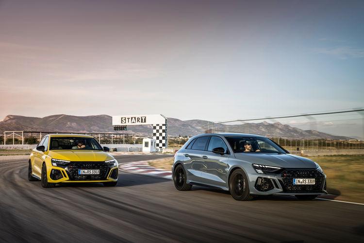 Audi RS 3 Limousine / Audi RS 3 Sportback