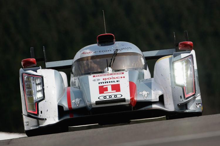 Audi in Le Mans: Vorsprung durch Effizienz