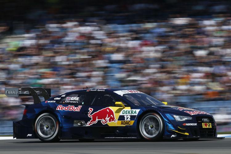 Audi RS 5 DTM #12 (Audi Sport Team Abt Sportsline), Jamie Green