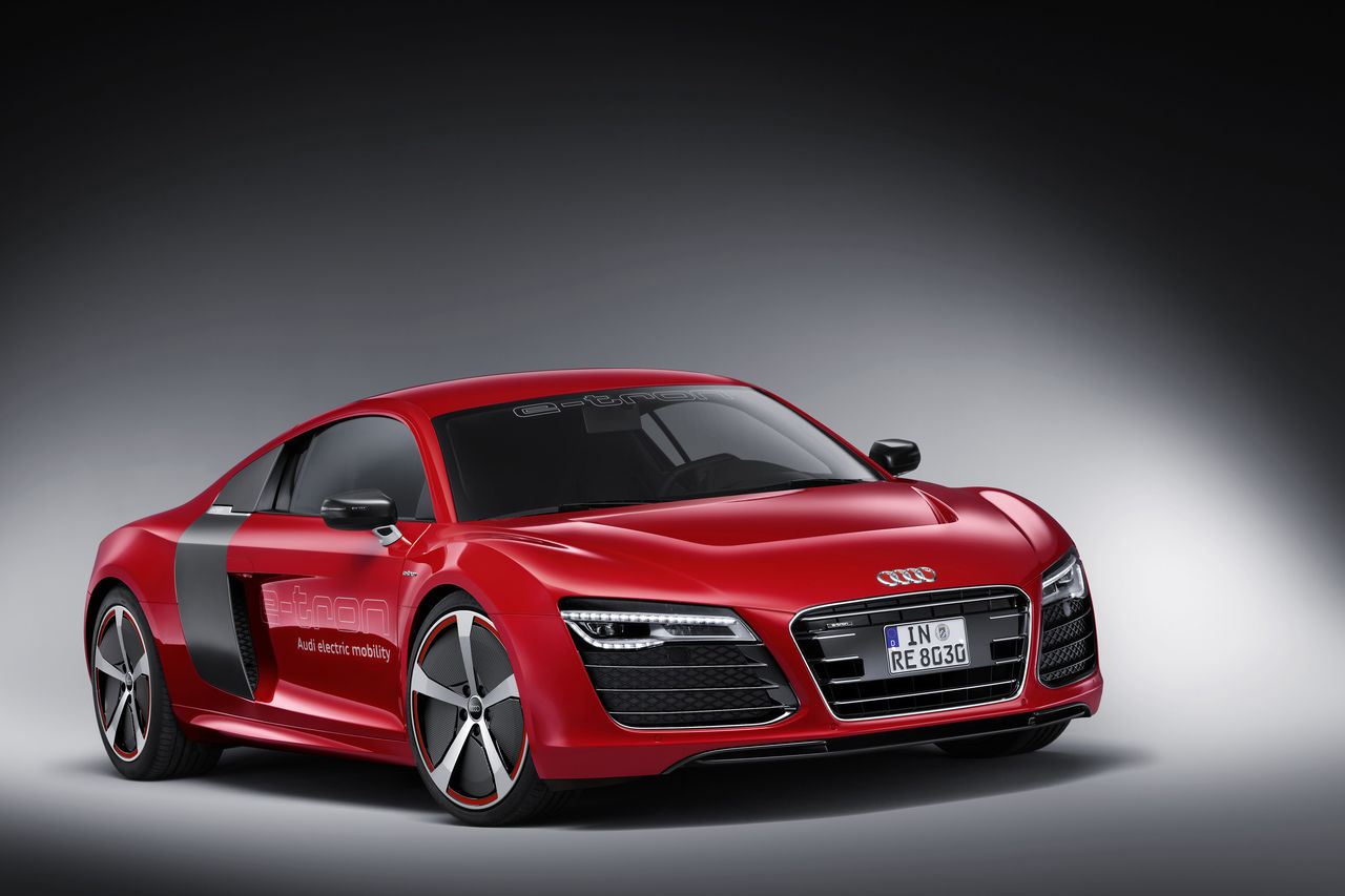 2020 Audi R8 E Tron Spesification