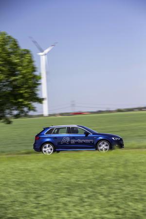 Audi A3 Sportback g-ton
