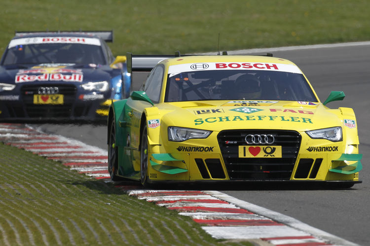 Mike Rockenfeller (Schaeffler Audi RS 5 DTM)