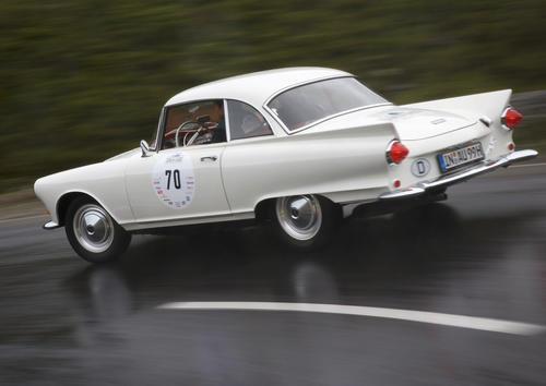 Audi Tradition: Der Berg ruft