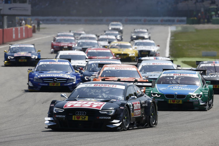 Disappointing DTM opener for Audi