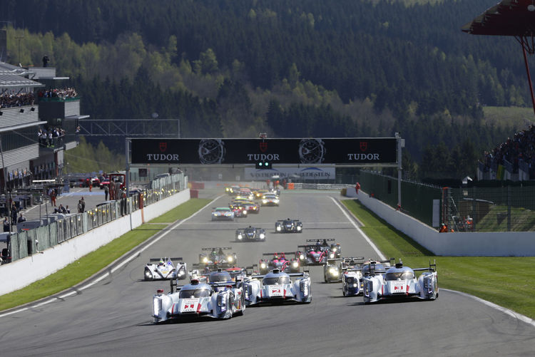 With WEC victory at Spa, Audi remains unbeaten
