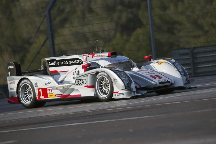 WEC Spa: Audi präsentiert R18 mit Langheck