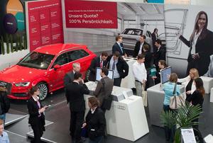 Audi ist Top-Arbeitgeber in Europa