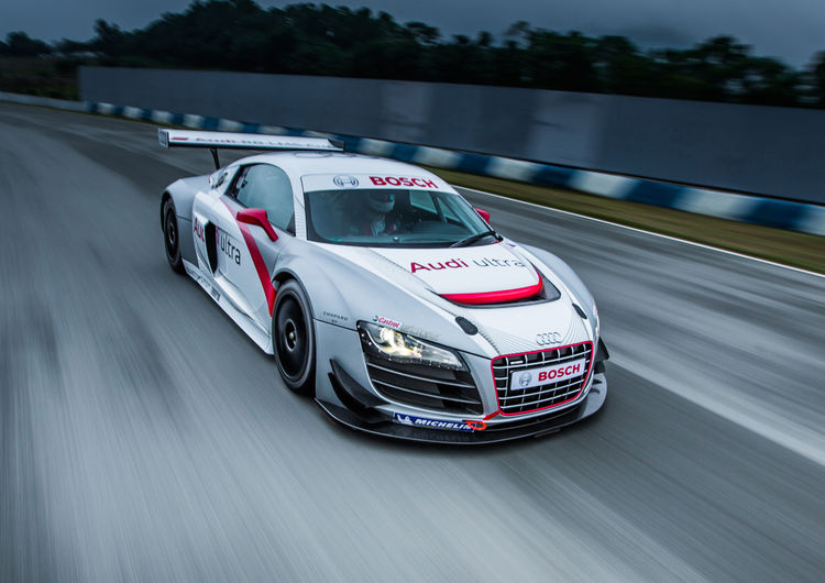 Audi expands with GT3 race series in Asia