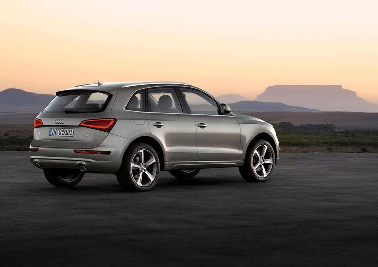 Audi Q5 TFSI quattro