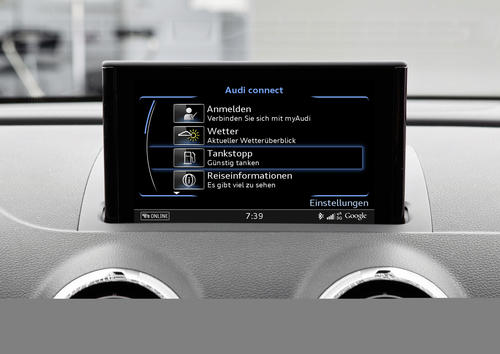 Audi connect