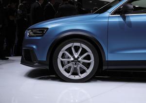Audi Pressekonferenz – Auto China 2012