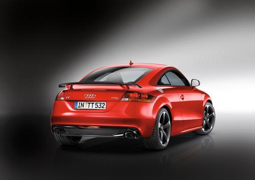 Audi TT Coupé S line competition