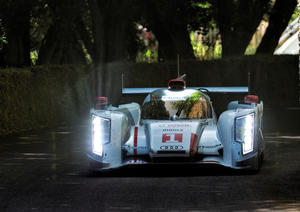 """Audi Tradition beim Goodwood Festival of Speed"""