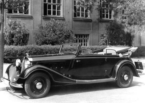 Two Audi anniversaries at the Techno Classica
