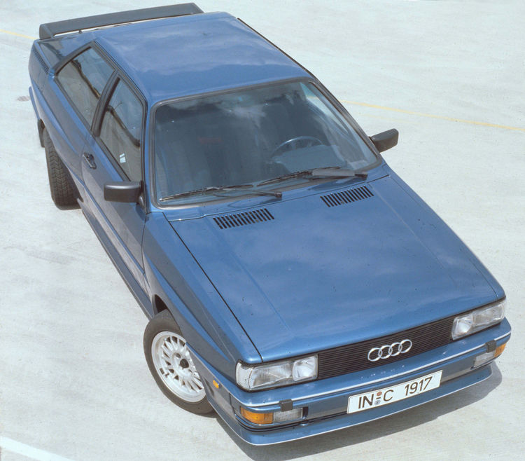 """""""I like it"""" – and the winner is: Audi quattro"""
