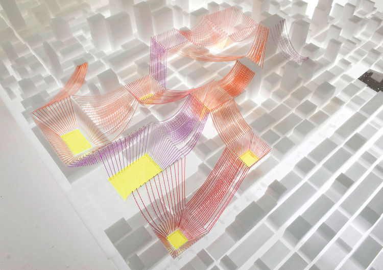 """""""Audi Urban Future: Project New York"""" – visions of five up-and-coming New York architects"""