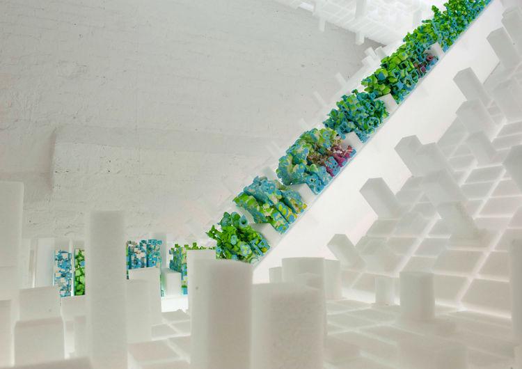"""""""Audi Urban Future: Project New York"""" – fünf New Yorker Architekten gestalten Manhattan 2030"""