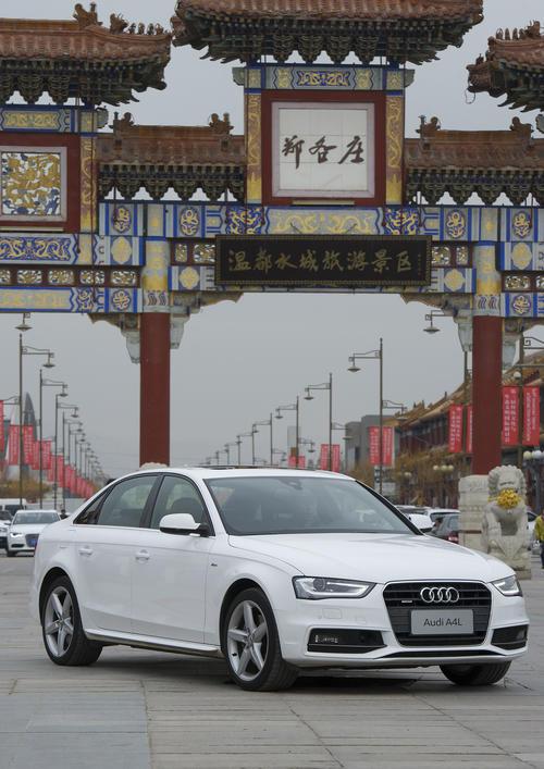 Audi in China: