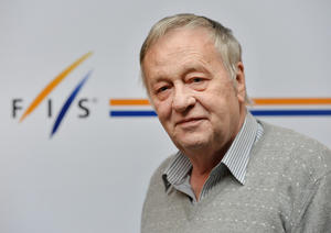 President of the FIS, Gian Franco Kasper (CH)