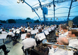 "2013 Audi Summer Concerts ""In foreign lands"""
