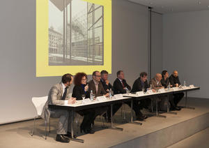 Press conference of  SCHAUSTELLE, 26.02.2013
