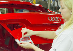 Audi location Ingolstadt