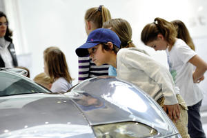 Kinderprogramm - Motorsport – von 0 auf 100 in 3 Sekunden