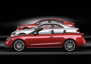Audi S5 / Audi S5 Sportback / Audi S5 Cabriolet