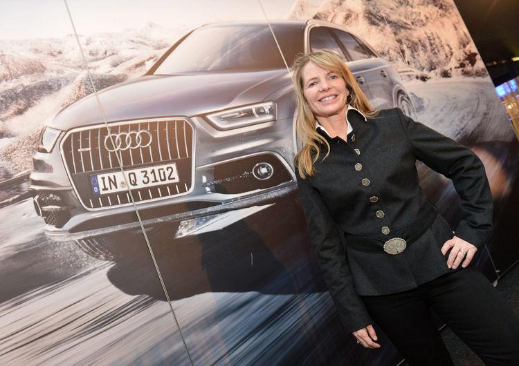 Cecilia Folz, Präsidentin des Organisationskomitees der Ski-WM 2015 in Vail/Beaver Creek