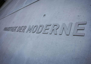 Pinakothek der Moderne zu Gast bei Audi