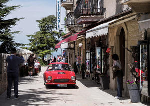 Audi Mille Miglia 2012