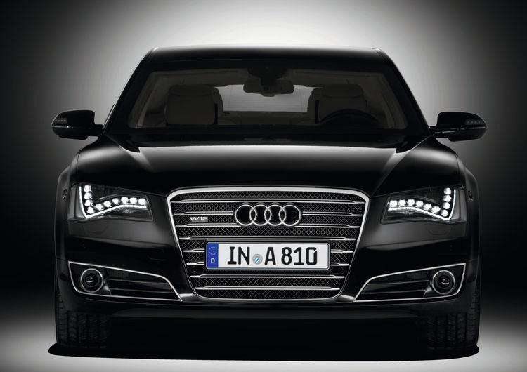 Audi A8 L Security (2011)