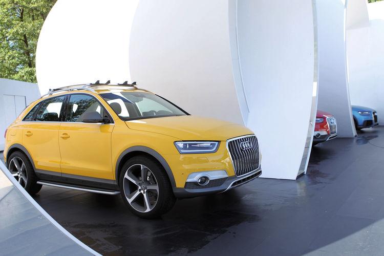 Audi Wörthersee Tour 2012